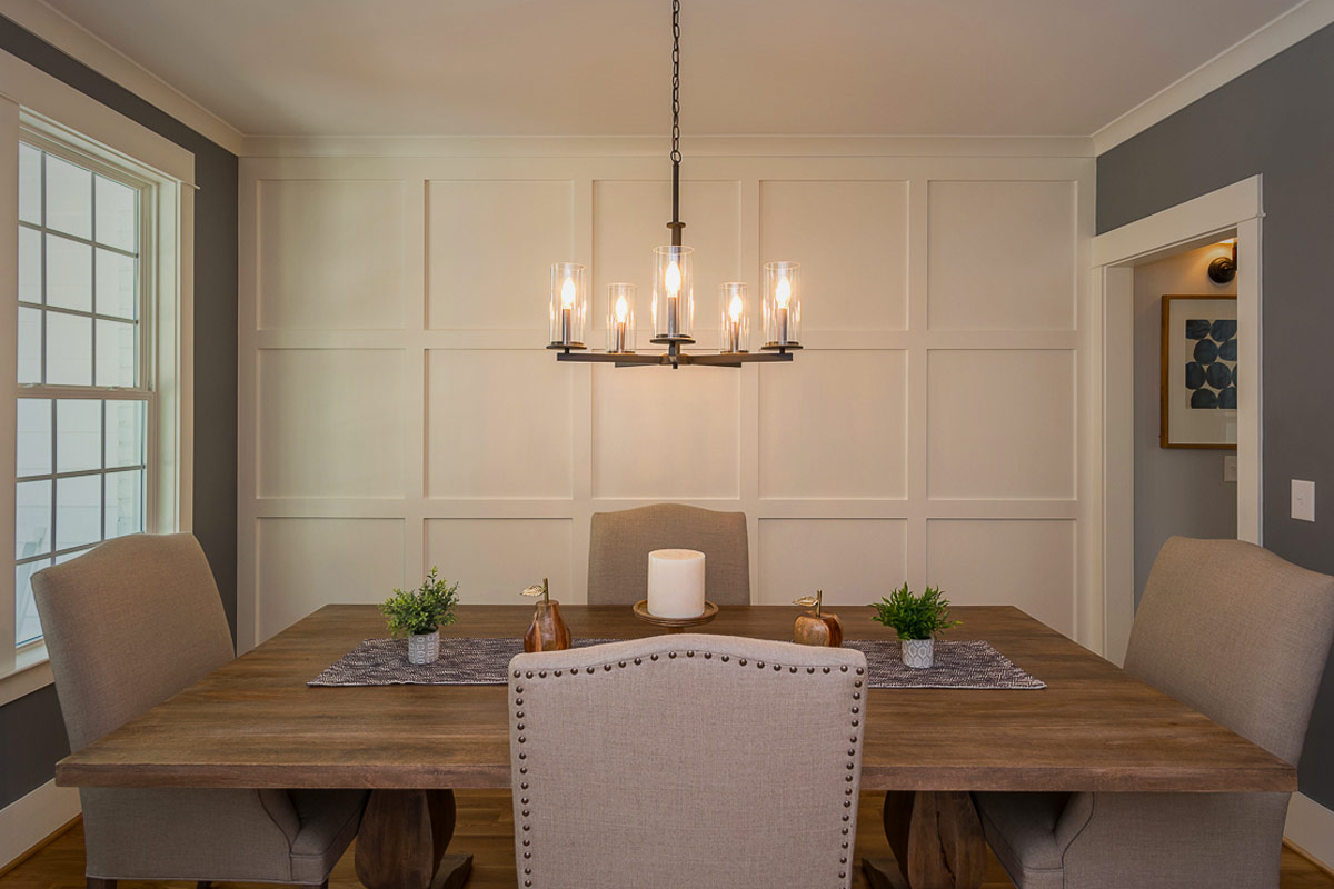 Dining Room - 64 Edgewood Lane Garner NC 27529