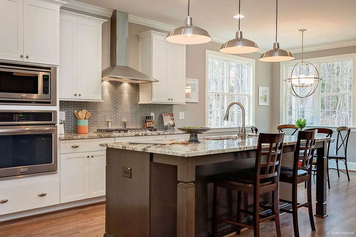 Kitchen - 109 Everam Court Ramsley Chapel Hill NC